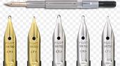 Steel Point Pen - 1830