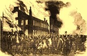 Burning of Montreal's Houses of Assembly