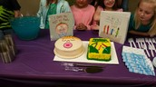 These hungry readers can't wait for a piece of those cakes!