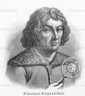 Nicolas Copernicus model