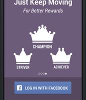 Be a WalkOn Champion