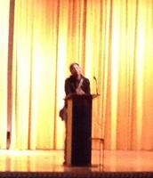 Senior Speeches Begin. . .