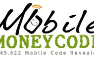 Mobile Money Code Logo