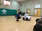 Auto the car for our safety assembly