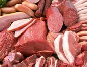 Debes comer mucha carne.