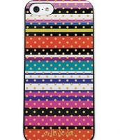 Signature iPhone 5 Case - Crazy Stripe