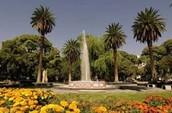 La Plaza de Chile