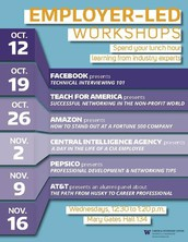 Employer-led workshop series