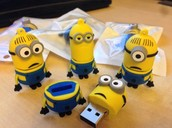 Minion USB-sticks