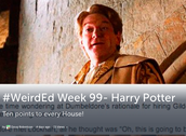 Harry Potter #WeirdEd