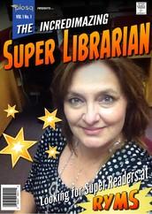 Ms. Minerva Lazo, Librarian