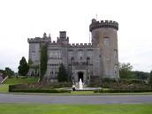 One of Ireland's Many Castles