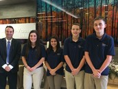 Bayshore Hospital Career Shadowing Program featured in Meridian Health Publication