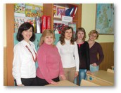 We are teachers of foreign languages of Kamianets-Podilska school 15