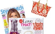 Our Getaway bag in People Stylewatch!