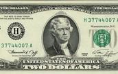 2 Dollarit