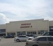 El Cine de Danville Cinema 8