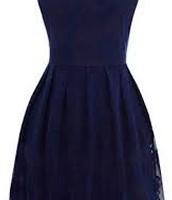El Vestido Azule
