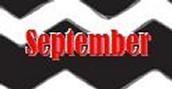 September Key Dates