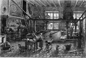 Soie historique boutique de tissage