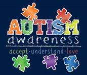 April 2 is Autism Awareness Day!