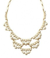 Francis Pearl Statement Necklace
