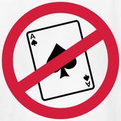 No Pueden Jugar A Juegos De Azar