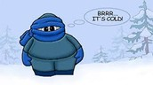 Cold Weather is Here