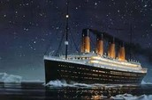 What was the Titanic ?