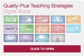 Suggestions for the Quality-Plus Digital Learning Guide?