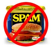 How to avoid becoming a victim of spamming.