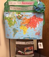 Culture Corner in Kindergarten