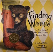 2016 Caldecott Winner - Finding Winnie: The Story of World's Most Famous Bear