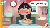 Prepara el peix!