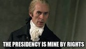 Thomas Jefferson must win the Presidency!