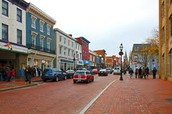 Dowtown Maryland