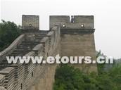 Great Wall at Badaling, Juyongguan, Mutianyu, Simatai and Jinshanling
