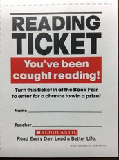 Get Caught Reading Tickets
