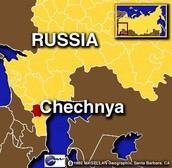 Conflict with Chechnya