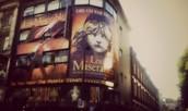 Queens theatre London