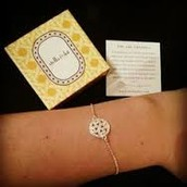 CIRCLE OF SUCCESS BRACELET $17 (55% off)