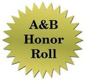 i want a or a and b honor roll