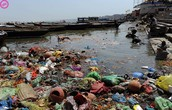 Ganges river water pollution