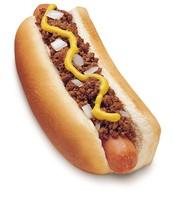 chili fromage hotdog