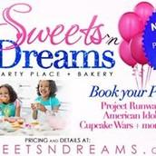 Sweets 'n Dreams