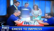 Chess NYC Featured on Fox 5's Good Day NY!