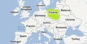 Poland Regional Map