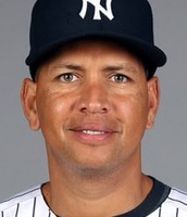 Alex Rodriguez was born on July 27