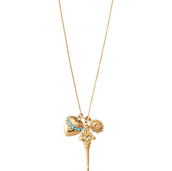 Queen of Hearts Charm Necklace
