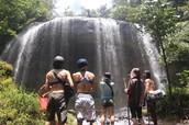 Ngardmau Waterfalls and Hiking Tours